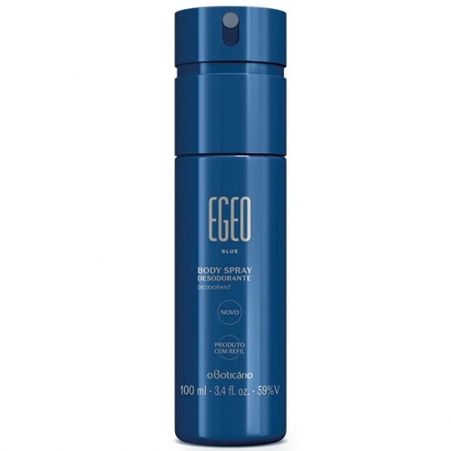 Egeo Man BLUE Desodorante Body Spray