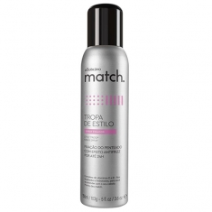 Match Tropa de Estilo Spray Fixador